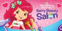 Free Amazon Android App of the day for 10/29/2015 only! Normally $2.99 but for today it is FREE!! Strawberry Shortcake Berry Beauty Salon Product Features Primp, hairstyle, dress up and accessorize Strawberry Shortcake and her friends! Get the girls make-up ready for a special day out Experiment with color and nail art to create one-of-a-kind manicures Try fruitastic fashion makeovers on all the girls