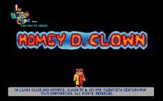 Homey D Clown