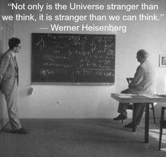 Billedresultat for werner heisenberg quotes