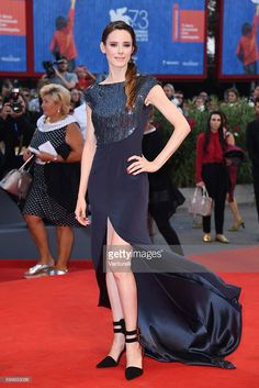Jury member Pilar Lopez de Ayala attends the premiere of 'Jackie' during the…