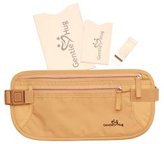 Money Belt - Hidden Travel Wallet with RFID Blocking-Including 2 RFID Sleeves:1Passport & 1Credit Card-Protect Yourself from Thieves-Special Gift Money Clip-Enjoy Your Safe and Stress Free Travel Now! Gentle Hug http://www.amazon.com/dp/B013IW4EUI/ref=cm_sw_r_pi_dp_vhwewb1QJAZYV
