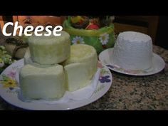 Cheese from Cyprus Preserving Food, Cyprus, Preserves, Dairy, Pudding, Cheese, Homemade, Desserts, Youtube