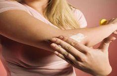علاج سريع وغير مكلف للبقع الداكنة فى منطقة الركب والأكواع