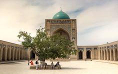Узбекистан - страна бирюзовых мечетей / Репортажи / Моя Планета