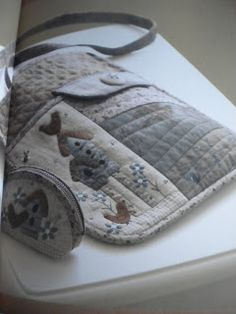 Fiona's Peaceful Threads: Country Cottage Quilting