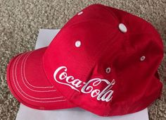 f9d773d60f0ef3 New, adjustable baseball hat made by well known cap maker, K-Products.