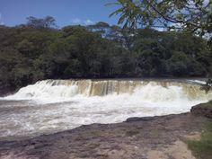 Cachoeira / Waterfall / Salto Botelho Lucélia-SP