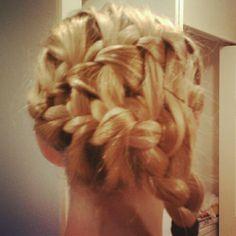 Diy: cool braided hair