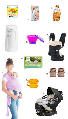 favorite baby gear inventions
