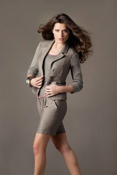 Primavera - Verano 2013 Blazers, Tropical, Formal Wear, Work Wear, Sweaters, Mexico, How To Wear, Outfits, Dresses