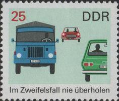 1969 Alemania(DDR)-Autos