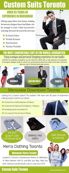 https://flic.kr/p/UsvBPY | Menswear Downtown Toronto | Classic fit shirts for men are the traditional men's shirts. One can find Menswear Downtown Toronto in almost every departmental store. These shirts do not contain any tapering. These shirts are preferred by people with strong built or if they have a little more fat. If you are not as attractively fit with your body, these shirts will provide you better look. One can use these shirts at all formal places including offices and business…