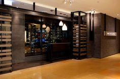 The Atlantic Restaurant, Melbourne, Australia / Blackmilk Interior Design © Earl Carter