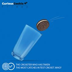 If you're caught red-handed with Oreos, eat the evidence #Friday #CuriousCookie