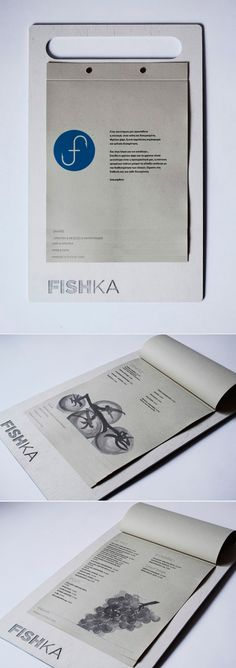 menu / fishka