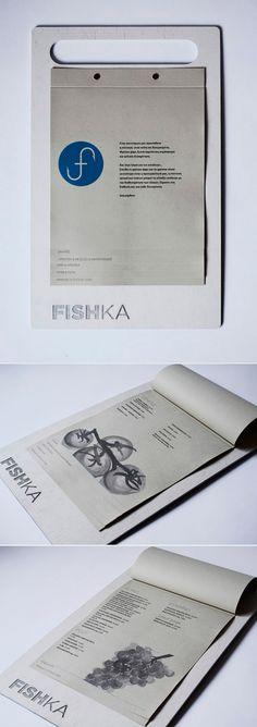 menu / fishka