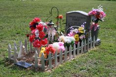 5 Special Ways To Celebrate A Deceased Loved Ones Birthday Cemetery DecorationsMemorial
