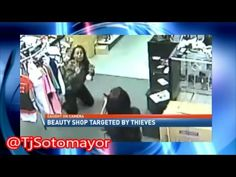 Hair Hatted Store Owner Pulls Gun On Black Hair Hatted Weave Theives In Mobile ALA - YouTube