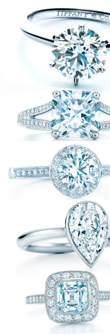 Tiffany & Co.'s Liza Zito Shares Her Favorite Engagement Rings