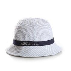 b32511b048b1 Kids Baby Unisex Boys Girls Bucket Hats Striped Sun Beach Caps 6-24M SM67