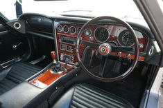 An extremely rare 1968 Toyota 2000 GT is up for sale in Japan at Bingo Sports, View the listing here. Toyota 2000gt, Japanese Sports Cars, Steel Wheels, New Engine, Love Car, Vehicles, Hero, Car, Vehicle