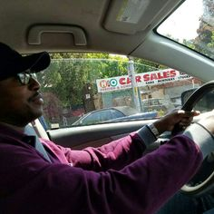 This is Clive doing his 4th of 16 #drivinglesson in #brooklyn #NewYork .  So far so good Clive #drivingschool #learntodrive #teamaccess #access2drive #welovewhatwedo www.drivingschoolsbrooklyn.com