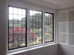 Image result for large plain leaded window
