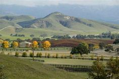 Santa Ynez Valley (wine region located just north of Santa Barbara and home to more than 60 vineyards) - Santa Ynez, CA