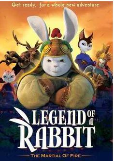 Legend Of A Rabbit: The Martial Of Fire 2015 BluRay 1080p | Full Movie Watch online or download Hollywood Bollywood Hindi Tamil Telugu Hindi Dubbed Dual Audio