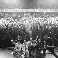 1/25/13 Way to kick off the #heatseekers2013 tour Ventura!! Sold out show!! (at The Majestic Ventura Theater)