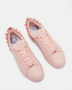 Discover women's shoes with Ted Baker. Choose from block heel sandals, high heels, peep toe shoes, floral patterned and leather ladies footwear. Sock Shoes, Cute Shoes, Me Too Shoes, Dusky Pink Shoes, Ted Baker Shoes, High Heels, Shoes Heels, Wedding Shoes, Everyday Fashion