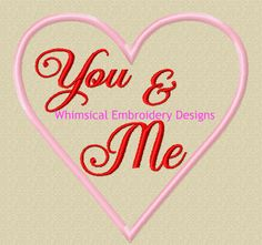 You and Me Heart