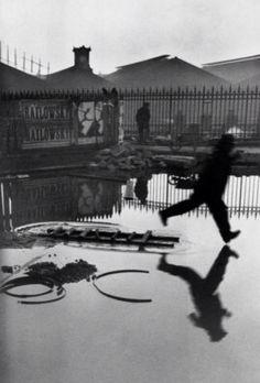 Photo taken by: Henri Cartier-Bresson