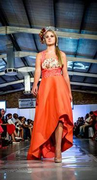 North West School of Design - Bridal 2015 Bridal 2015, North West, High Low, Challenge, School, Dresses, Design, Fashion, Gowns