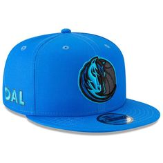 reputable site fe820 e29a2  fashion  trends  styles  AdoreWe  Fanatics.com -  New Era Dallas Mavericks New  Era 2018 City Edition On-Court 9FIFTY Snapback Adjustable Hat – Blue ...