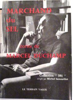 Marcel Duchamp, Marchand du Sel 1958