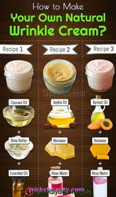 Wrinkle Cream : How to Make Natural Anti-Aging Cream at Home DIY Wrinkle Cream : How to Make Natural Anti-Aging Cream at Home? -DIY Wrinkle Cream : How to Make Natural Anti-Aging Cream at Home? Homemade Skin Care, Homemade Beauty Products, Diy Skin Care, Homemade Face Moisturizer, Natural Moisturizer For Face, Homemade Face Wash, Natural Products, All Natural Skin Care, Natural Face Masks