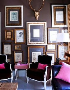 1000 images about aubergine eggplant interiors on for Aubergine living room ideas