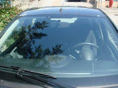 How To Get Your Windshield Back To Factory-Fresh