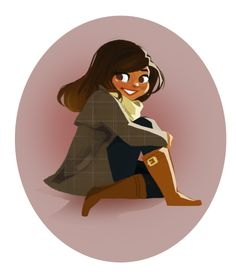 Sometimes the smallest joys brings the biggest comfort .. like a warm jacket and snappy boots! ;)