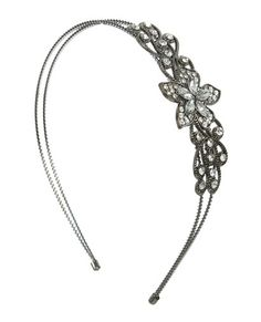 Flower Vine Metal Headband - Teen Clothing by Wet Seal Cute Jewelry, Jewelry Accessories, Teen Fashion, Fashion Beauty, Metal Headbands, Flowering Vines, Pretty Outfits, Pretty Clothes, Headband Hairstyles