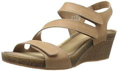 Clarks Women's Hevely Ordo Wedge Sandal, Beige, 6 M US CL... https://www.amazon.com/dp/B0124HFEHU/ref=cm_sw_r_pi_dp_jYbDxbKSQ6GVV