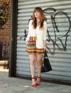 TfDiaries By Megan Zietz: The Bright Suit