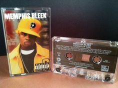 MEMPHIS BLEEK - coming of age - CASSETTE hiphop rap