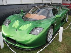 Mint Mosler MT900. Ultimate Exotic Supercars