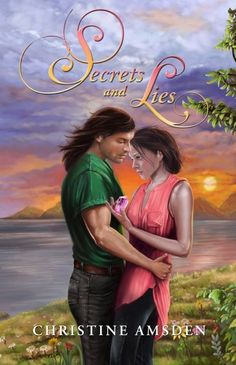 """Secrets and Lies""  (Cassie Scot Book 2) by Christine Amsden"
