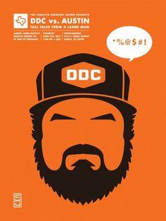 Draplin Design Co Poster.