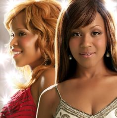 MaryMary - my favorite artists. Not favorite Gospel artist, favorite artists! They remind me of my sister and I! I'm Erica and my sister is Tina! LOLOLOL!