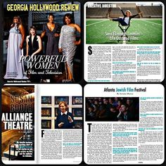 The Georgia Hollywood Review is a free magazine that features the directors, producers, actors, and behind-the-scenes film and industry professionals who make films in Georgia.   #georgiafilm #indiefilmmaking #femalefilmmaker #lifeoutloudfilms #georgiahollywoodreview #alliancetheatre #atlantajewishfilmfestival #GeorgiaHollywoodReview #georgiafilmindustry #georgiatvindustry #moviesfilmedingeorgia