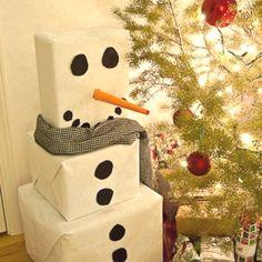 Gift stacking